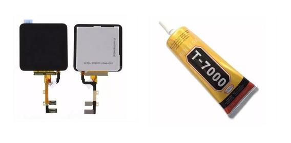 Tela iPod Nano 6 + Cola 110 Ml- A Pronta Entrega Promoçao