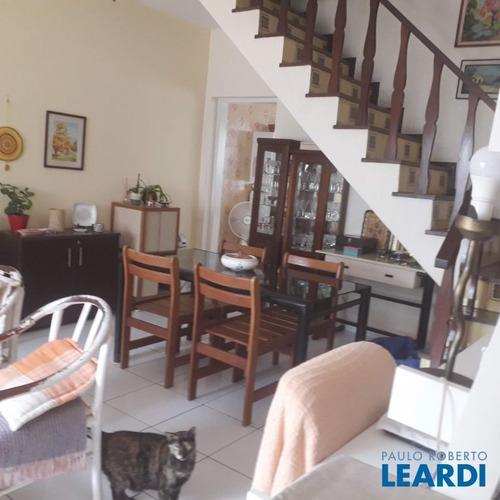 Casa Assobradada - Chácara Santo Antônio (zona Sul) - Sp - 548345