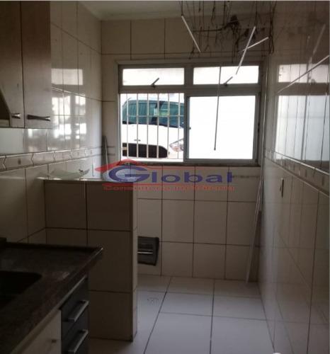 Venda De Apartamento- Cidade São Jorge/sa - Gl40387
