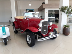 Chevrolet/gm Phanton Six 1931