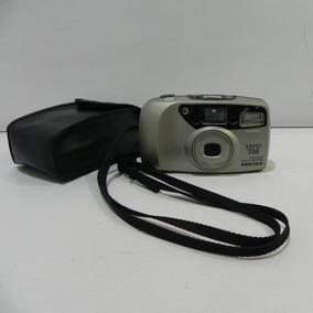 Câmera Analógica Antiga Espio 738 Pentax - Usado Com Defeito