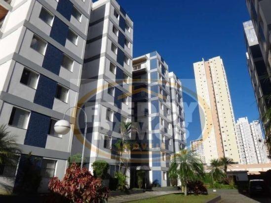 Apartamento Para Alugar No Bairro Vila Partenio Em Mogi Das - 190-2