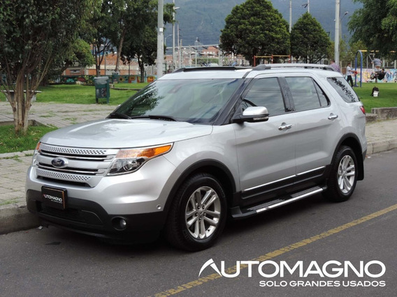 Ford Explorer Limited 3.5 At 4x4 Ct