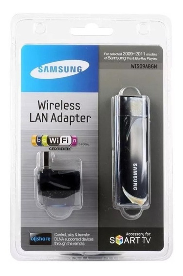 Adaptador Wireless Lan Wis09abgn Samsung - Original C/nf