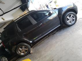 Renault Duster 1.6 4x2 Tech Road 2014 Negro Dueño Vende Exc