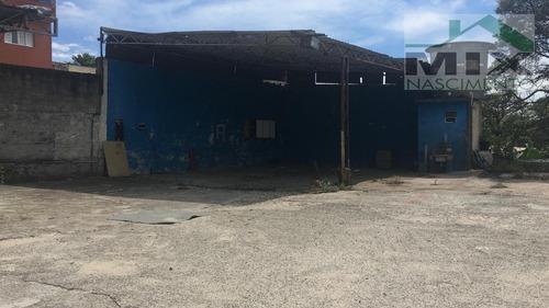 Imagem 1 de 9 de Terreno Em Vila Florida - São Bernardo Do Campo, Sp - 3387