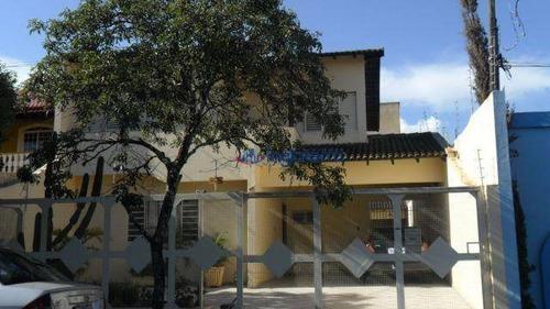 Casa À Venda, 204 M² Por R$ 500.000,00 - Santa Mônica - Londrina/pr - Ca0822