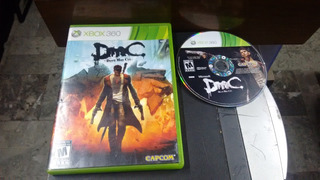 Dmc Devil May Cry Para Xbox 360,excelente Titulo