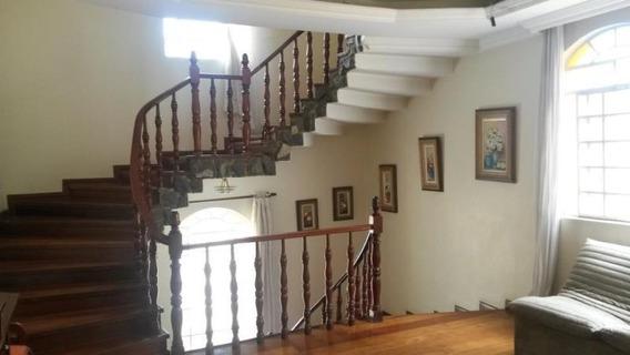 Casa Com 4 Quartos Para Comprar No Planalto Em Belo Horizonte/mg - 43433