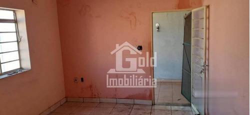 Casa Com 3 Dormitórios À Venda, 110 M² Por R$ 170.000 - Independência - Ribeirão Preto/sp - Ca1919