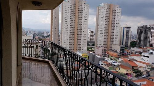Apartamento Residencial À Venda, Tatuapé, São Paulo - Ap3929. - Ap3929