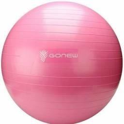 Bola 75cm Ginástica Pilates Yoga Anti Estouro Gonew +bomba