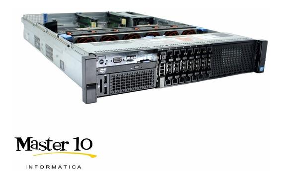 Servidor Dell R720 Dual Xeon E5-2620 16gb Mem 2x Hd Sas 15k