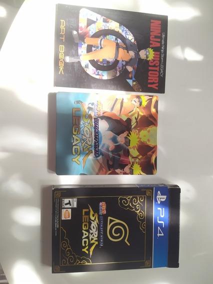 Edição Especial Naruto Strom Legacy!