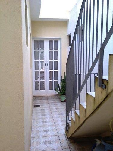 Casa 109m², 3 Dormitorios,  1 Vagas - Chácara Inglesa - Ca1276
