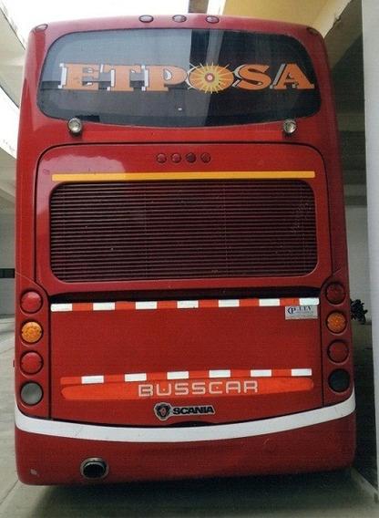 Ómnibus Scania Buscar Doble Piso - Año 2000