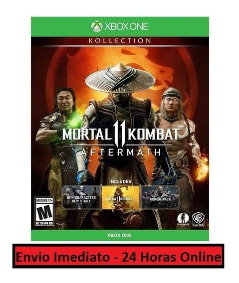 Mortal Kombat 11 Jogo + Todas Dlc