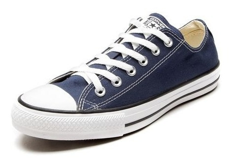 Tênis Converse Ct All Star Azul Marinho Core Ox