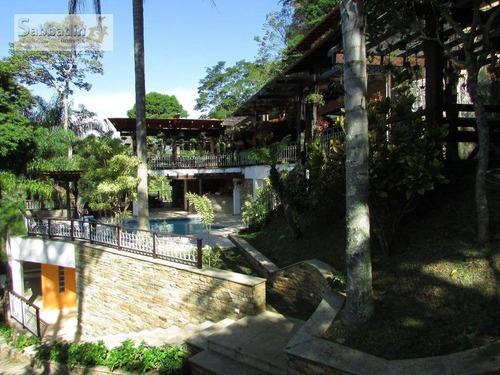 Casa Com 4 Dormitórios À Venda Por R$ 1.500.000,00 - Secretário - Petrópolis/rj - Ca0351