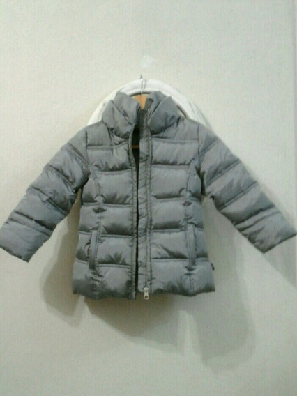 Campera Nena T4 Original Marines Para Nieve Esky Impecable