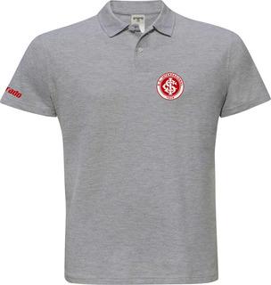 Camisa Camiseta Inter Gola Polo Torcedor Do Internacional