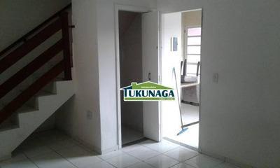 Sobrado Com 03 Dormitórios Sendo 01 Suíte - Vila São João Batista - 80 M² - So0432