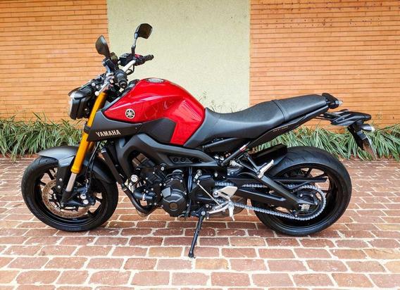 Yamaha Mt-09 Abs 17/18 Impecável
