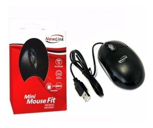 Mouse Easy New Link Atacado C/ 10 Mouses