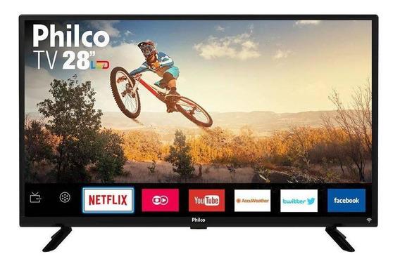 Smart Tv Led Philco 28 Ptv28g50sn, Hdmi, Usb, 60hz
