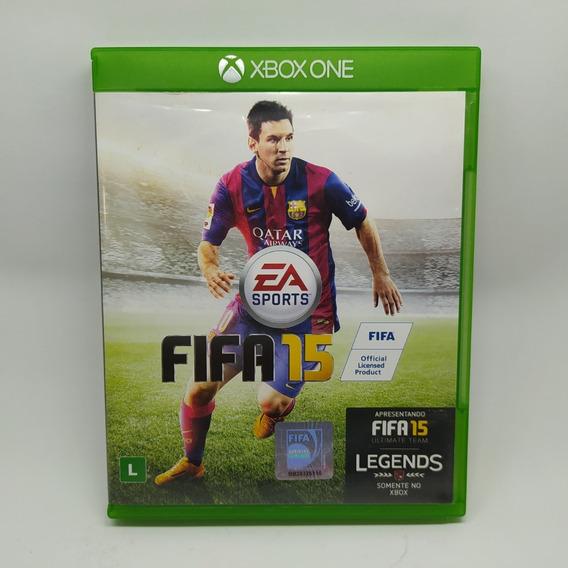 Fifa 15 Xbox One Mídia Física Usado Físico