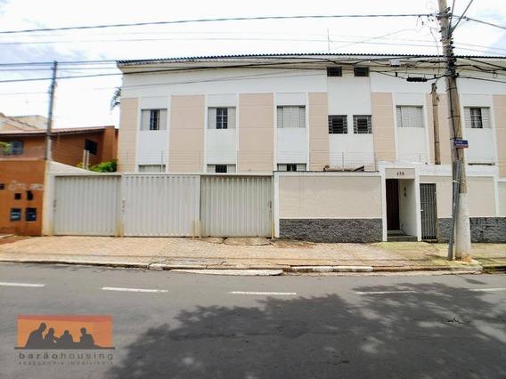 Kitnet Com 1 Dormitório Para Alugar, 23 M² Por R$ 1.120,00/mês - Cidade Universitária - Campinas/sp - Kn0824