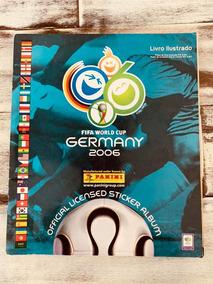 Album Copa Germany 2006 - Incompleto
