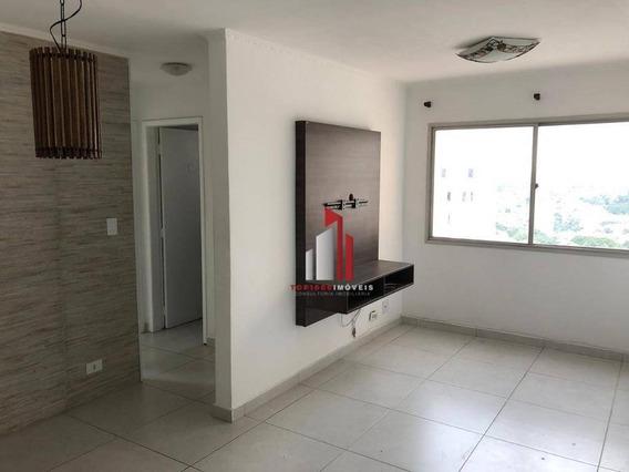 Apartamento Com 2 Dormitórios À Venda, 58 M² Por R$ 265.000 - Freguesia Do Ó - São Paulo/sp - Ap0037