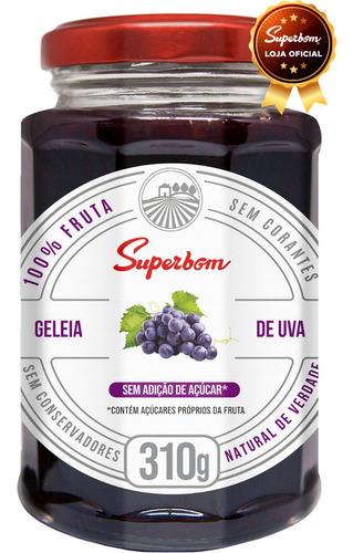 Geleia De Uva 310g - Superbom