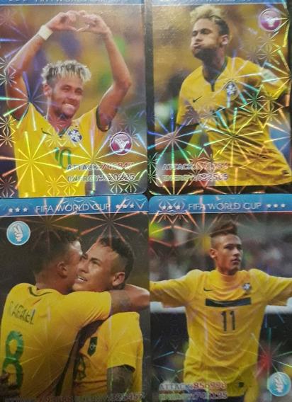 Cartas Neymar Russia 2018 ( No Es Oficial)