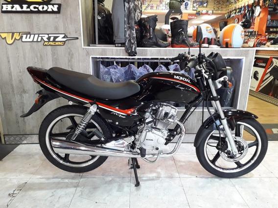 Mondial Rd 150 Aleacion Y Disco Okm Tamburrino Motos