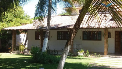 Casa Residencial À Venda. - Ca0102
