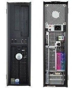 Cpu Dell Core 2 Duo E8400 8gb Ssd 120 + Wifi / Win 10