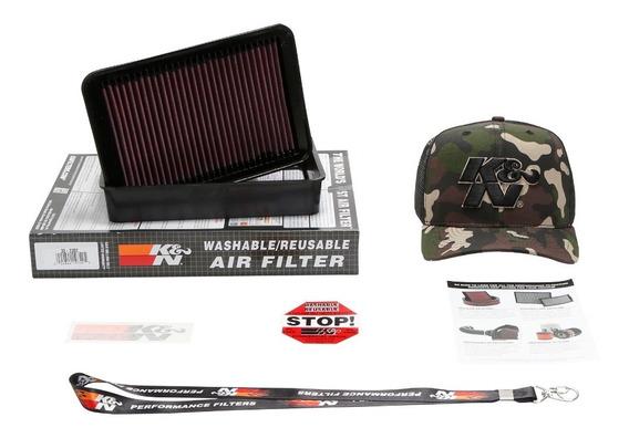 Filtro K&n Inbox - Mitsubishi Lancer 2.0 2007 A 2012 33-2392