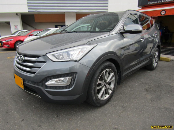 Hyundai Santa Fe Gls 2.4 At