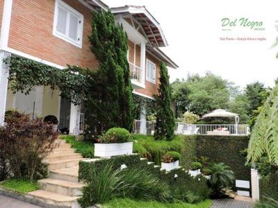 Casa Residencial À Venda, Recanto Inpla, Granja Viana. - Ca0521