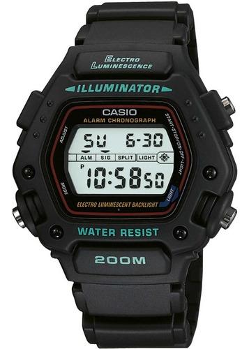 Relógio Casio Masculino Digital Dw-290-1vs