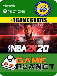 Nba 2k20 - Xbox One Online/offline