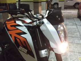 Ktm Duke 200 2016 - Impecável