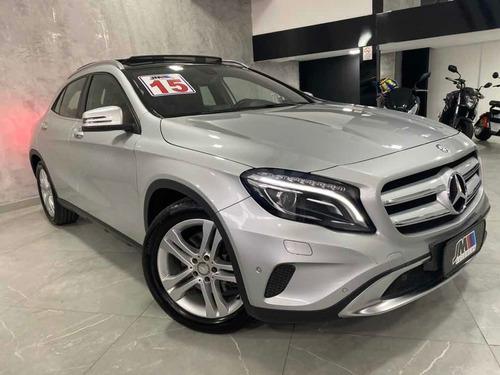 Mercedes-benz Classe Gla 2015 2.0 Vision Turbo 5p