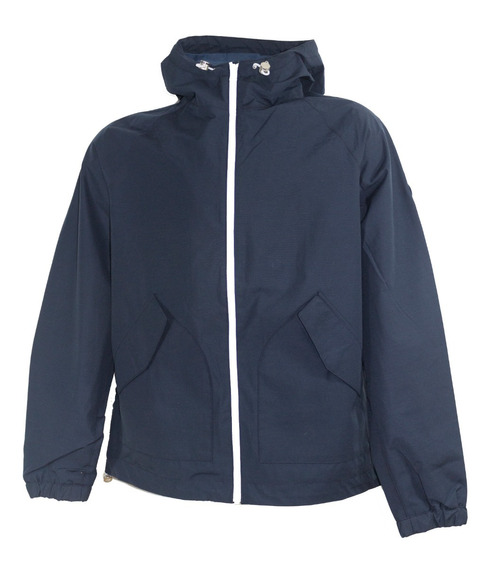 Chamarra Timberland Impermeable Dryvent Hombre Azul Mediana