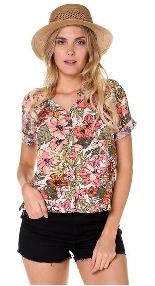 Camisa Billabong Tropic Floral Mujer