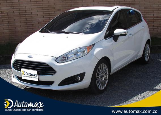 Ford Fiesta Titanium Hb, At 1.6