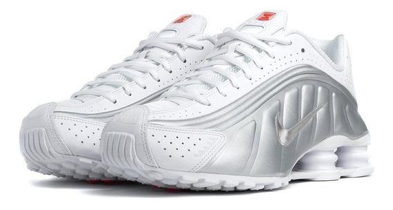 Tenis Nike Shox Feminino R4 100% Original