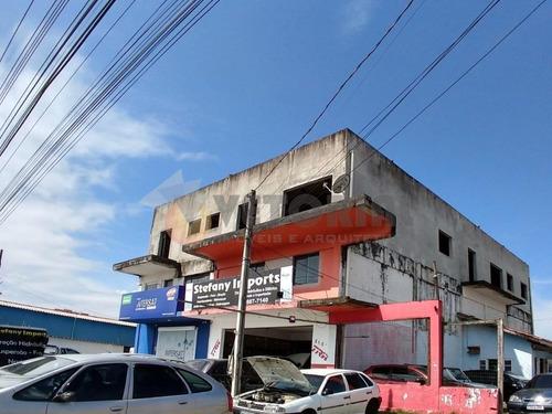 Ponto À Venda, 860 M² Por R$ 1.950.000 - Pontal De Santa Marina - Caraguatatuba/sp - Pt0018